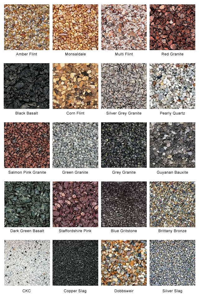 Driveway Gravel Size Chart Pictures To Pin On Pinterest