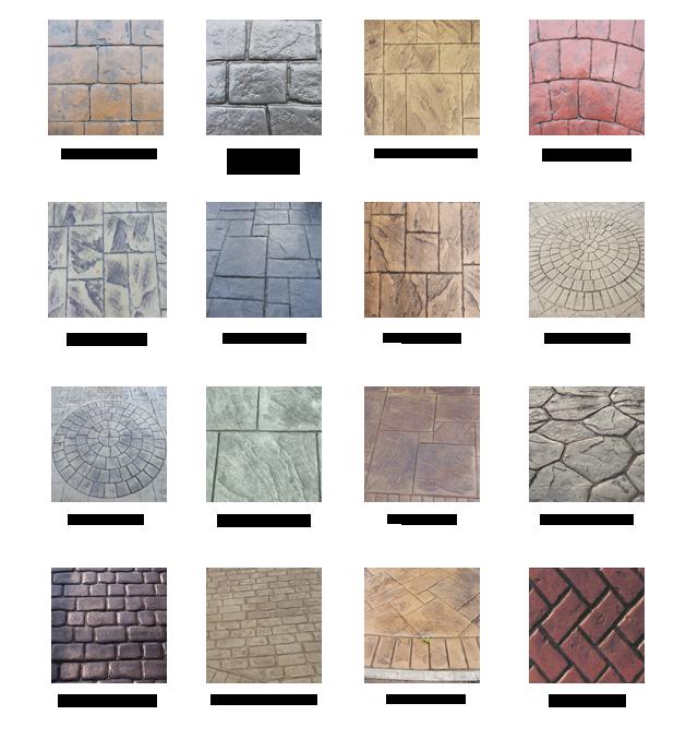 Driveway Patterns Concrete Driveway Patterns